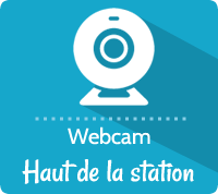 Webcam Haut de la station
